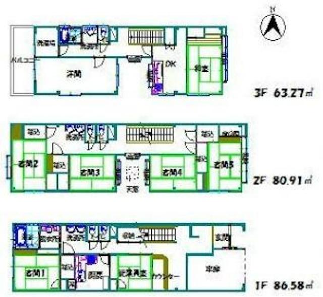 9-20安井旧旅館-2