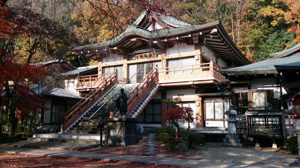 妙円寺(松ヶ崎大黒天)a