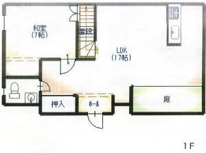 澤さん物件-1階間取りa