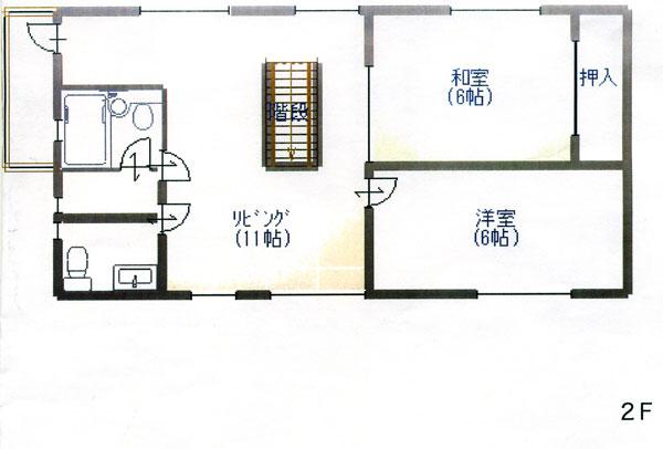 澤さん物件-2階間取りa