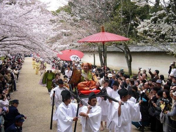 醍醐寺桜-2